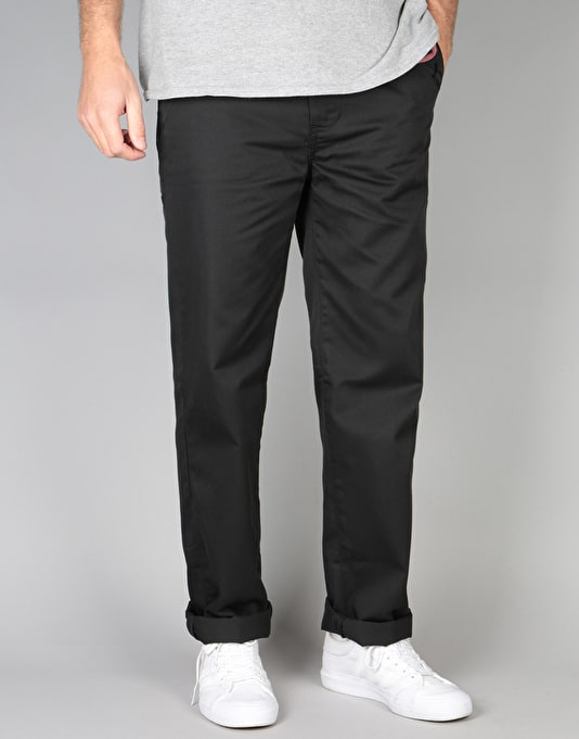 Globe Goodstock Worker Pant - Black