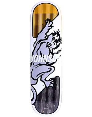 Quasi Johnson 'Penn' Two Skateboard Deck - 8.5