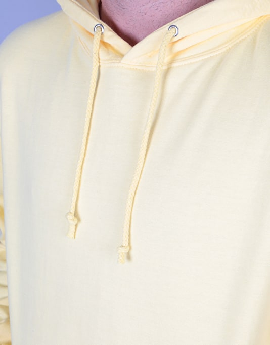 Route One Essentials Pullover Hoodie - Sherbert Lemon