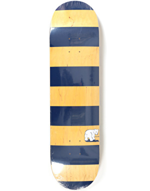 Polar x Dear x Ron Chatman Block Stripe Team Deck - 8.125