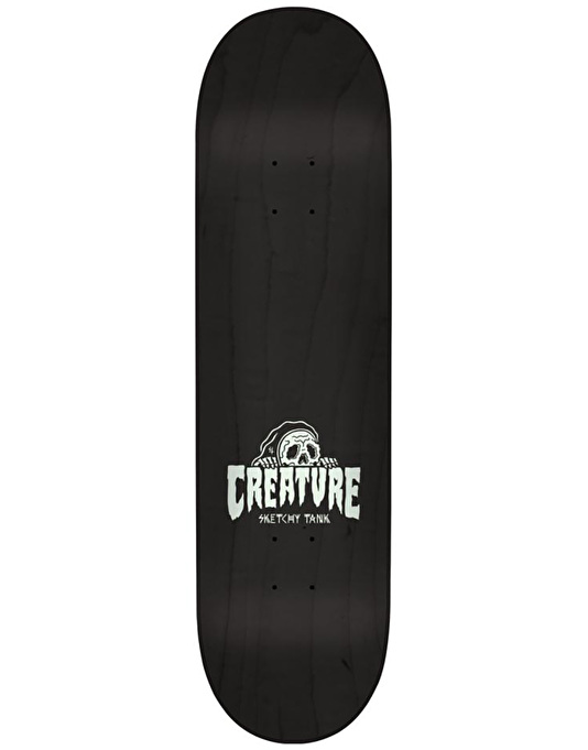 Creature Kimbel Tanked Skateboard Deck - 9""