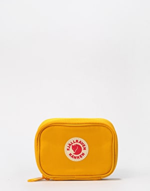 Fjällräven Kånken Card Wallet - Warm Yellow