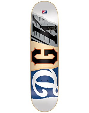 DGK Mash Up Skateboard Deck - 8.06