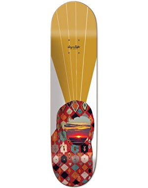 Chocolate Anderson Goddess Pro Deck - 8.125