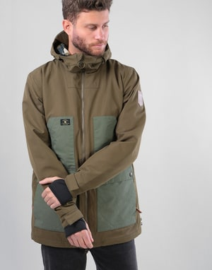 DC Summit 2018 Snowboard Jacket - Beetle