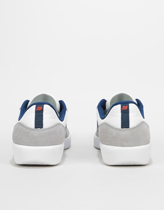 Nike SB Team Classic Skate Shoes - Wolf Grey/Blue Void-White-Orange