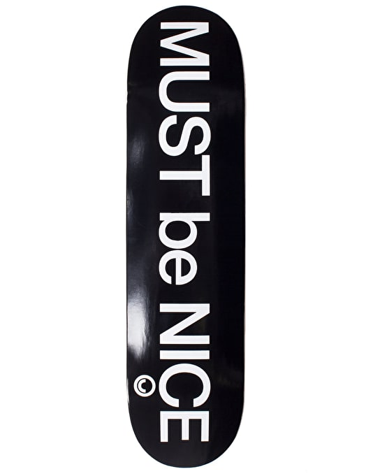 RIPNDIP MBN Label Skateboard Deck - 8""
