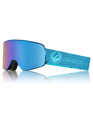 Dragon NFX2 2018 Snowboard Goggles - Mill/LUMALENS® Blue Ion