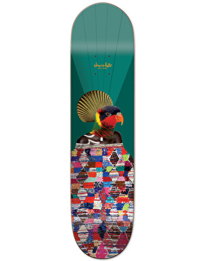 Chocolate Brenes Goddess Pro Deck - 8.125