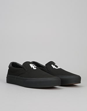 Straye Ventura Skate Shoes - Black FU