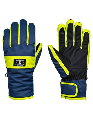 DC Franchise 2018 Snowboard Gloves - Insignia Blue