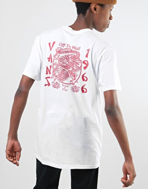Vans Takeout T-Shirt - White