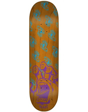 Santa Cruz Johnson MultiHand Pro Deck - 8.25