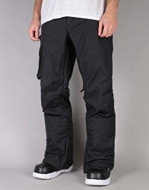 Burton Covert Insulated 2018 Snowboard Pants - True Black
