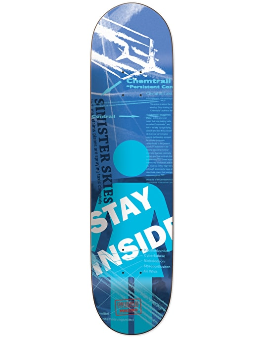 Girl Mike Mo Conspir-OG Skateboard Deck - 8""