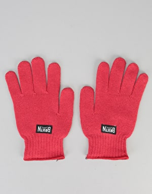 Brixton Langley Gloves - Red