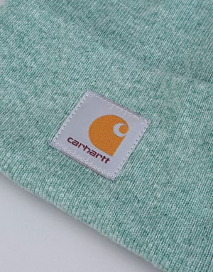 Carhartt Acrylic Watch Beanie - Soft Green Heather