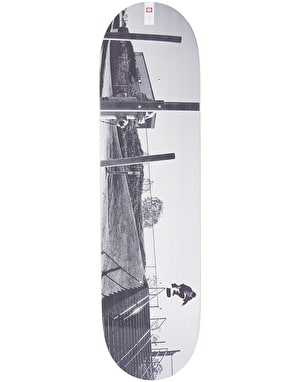 Element x French Fred Appleyard Photo Skateboard Deck - 8.25