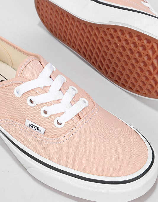 Vans Authentic Womens Trainers - Frappe/True White
