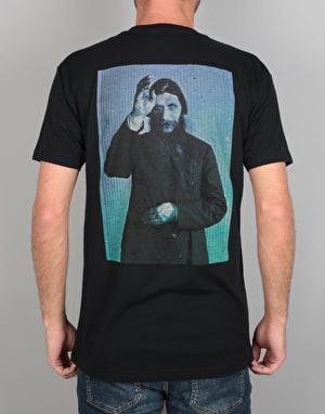 Theories Rasputin T-Shirt - Black/Gradient