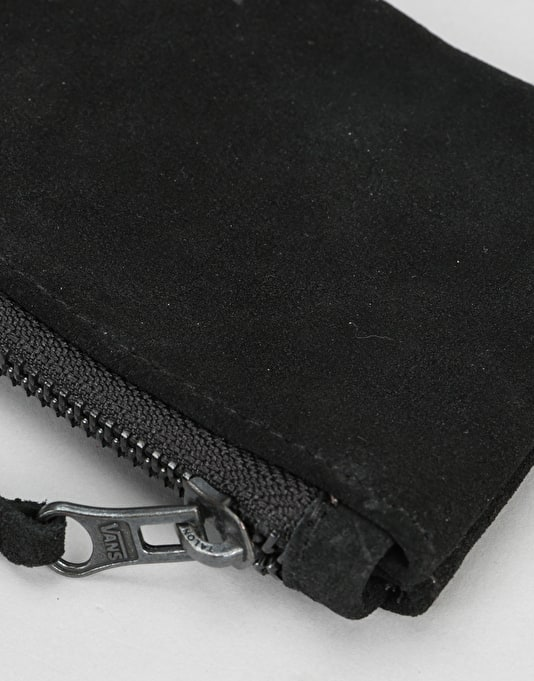 Vans Buckden Zip Wallet - Black