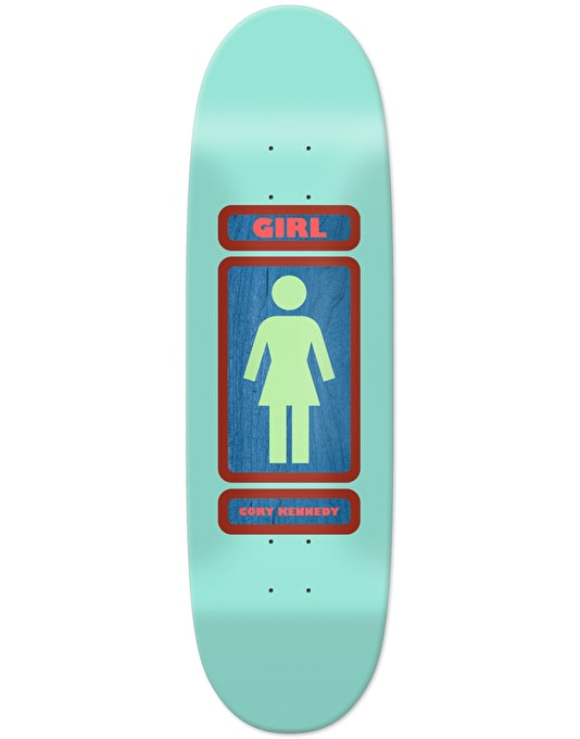 Girl Kennedy 'Phawt' '93 Til Skateboard Deck - 9.25""