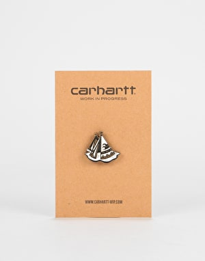 Carhartt Landlords Pin - Zinc