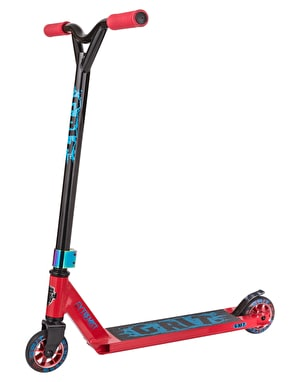 Grit Extremist 2018 Scooter - Red/Black