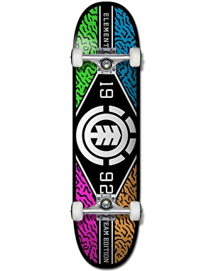 Element River Camo Twig Complete Skateboard - 7.5