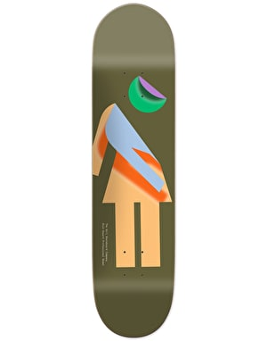 Girl Howard Folded OG Pro Deck - 8.5