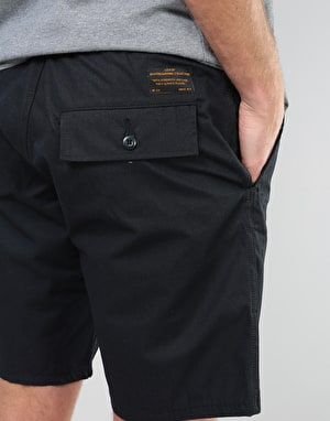Levi's Skateboarding Easy Short  - Black Ripstop