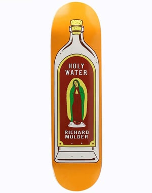 Chocolate Mulder Holy Water Pro Deck - 8.375