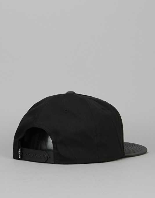 Vans Vans Reflect Snapback Cap - Black