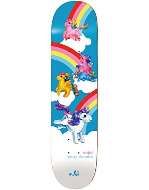 Enjoi x My Little Pony Dreams Team Deck - 8.125