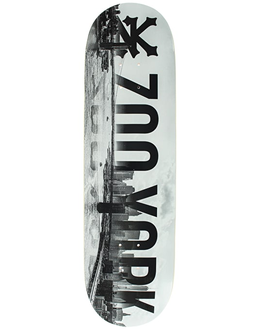 Zoo York Reflections 4 Skateboard Deck - 8""
