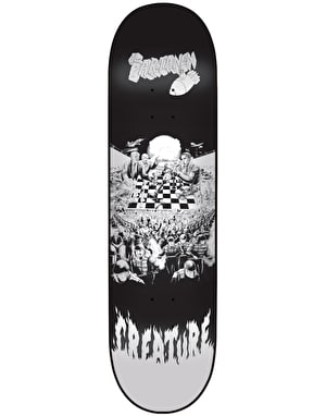 Creature Partanen Checkerboard Pro Deck - 8.3
