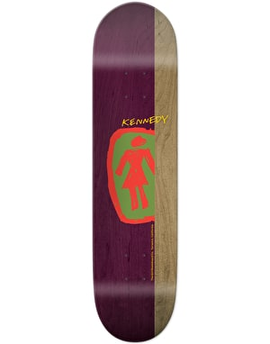 Girl Kennedy Sketchy OG Pro Deck - 8.375