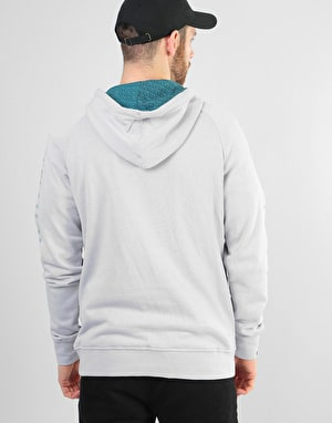 Emerica x Toy Machine Toy Pullover Hoodie - Light Grey