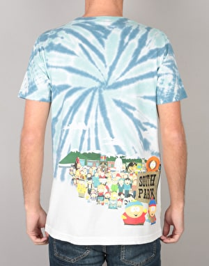 HUF x South Park Opening T-Shirt - Blue
