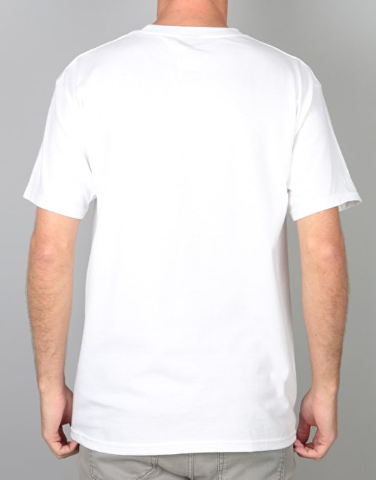 Obey Ripped T-Shirt - White