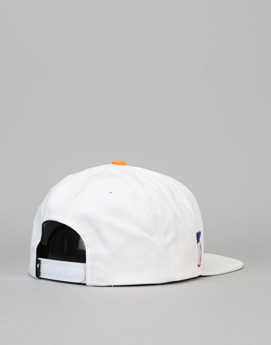 The Hundreds Team Two Snapback Cap - White