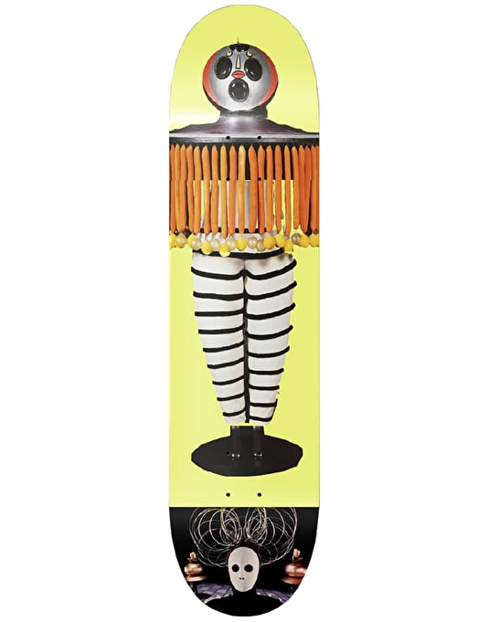 Isle Shier Triadic Skateboard Deck - 8.5""