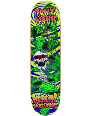 Heroin Karr Hirotton Vicious Nature Pro Deck - 8.38