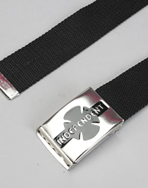 Independent Clipped Belt - Black