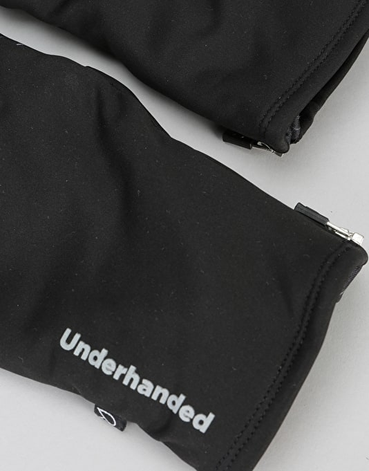 Underhanded Cityscape Thinsulate Touchscreen Gloves - Topography