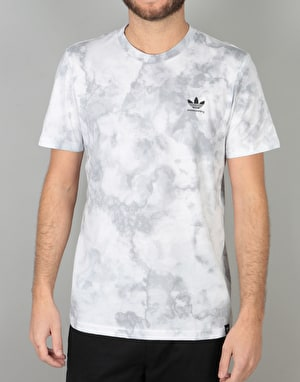 Adidas Clima 2.0 Quartz Jersey - White/Clear Grey