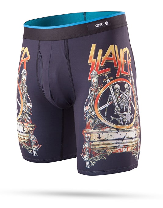 Stance Slayer Boxer Shorts - Black