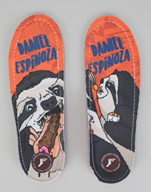 Footprint Espinoza Gamechangers Insoles
