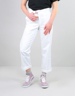 Dickies Womens Original 874® Work Pant - White