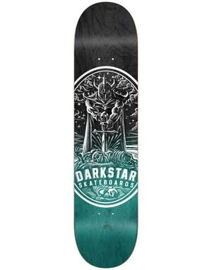 Darkstar Warrior Skateboard Deck - 8